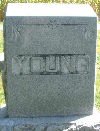 YOUNG, MONUMENT - Madison County, Ohio | MONUMENT YOUNG - Ohio Gravestone Photos