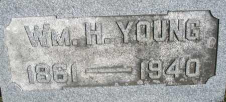 YOUNG, WILLIAM H. - Madison County, Ohio   WILLIAM H. YOUNG - Ohio Gravestone Photos