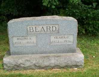 BEARD, CLARA C. - Mahoning County, Ohio | CLARA C. BEARD - Ohio Gravestone Photos