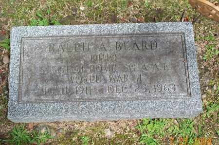 BEARD, RALPH A. - Mahoning County, Ohio | RALPH A. BEARD - Ohio Gravestone Photos