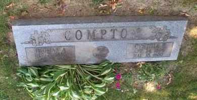 COMPTON, CYNTHIA ELIZABETH - Mahoning County, Ohio | CYNTHIA ELIZABETH COMPTON - Ohio Gravestone Photos