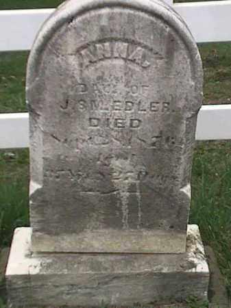 ELDER, ANNA - Mahoning County, Ohio | ANNA ELDER - Ohio Gravestone Photos