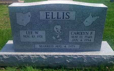 ELLIS, LEE W - Mahoning County, Ohio   LEE W ELLIS - Ohio Gravestone Photos