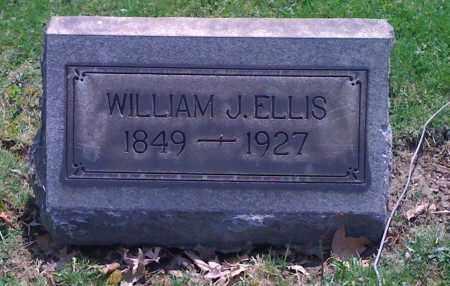 ELLIS, WILLIAM J - Mahoning County, Ohio   WILLIAM J ELLIS - Ohio Gravestone Photos