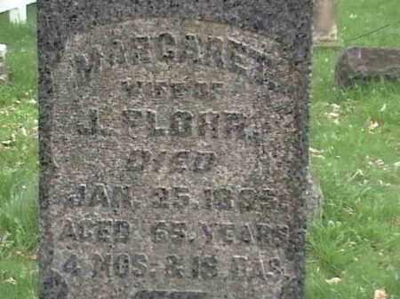 FLOHR, MARGARET - Mahoning County, Ohio | MARGARET FLOHR - Ohio Gravestone Photos