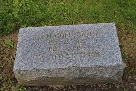 GOLD GAFFIN, JOAN - Mahoning County, Ohio | JOAN GOLD GAFFIN - Ohio Gravestone Photos