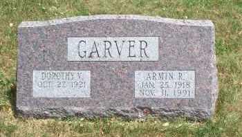 POULTON GARVER, DOROTHY V. - Mahoning County, Ohio | DOROTHY V. POULTON GARVER - Ohio Gravestone Photos