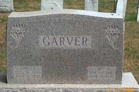 GARVER, LOIS S. - Mahoning County, Ohio | LOIS S. GARVER - Ohio Gravestone Photos