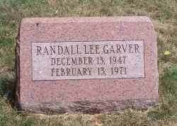 GARVER, RANDALL LEE - Mahoning County, Ohio   RANDALL LEE GARVER - Ohio Gravestone Photos