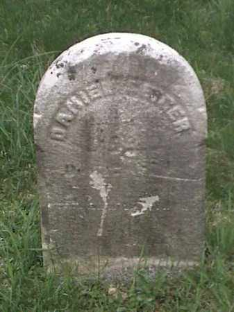 GEIGER, DANIEL - Mahoning County, Ohio | DANIEL GEIGER - Ohio Gravestone Photos