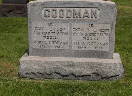 GOODMAN, HELEN - Mahoning County, Ohio | HELEN GOODMAN - Ohio Gravestone Photos