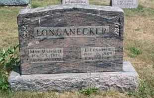 MANSELL LONGANECKER, MAE - Mahoning County, Ohio | MAE MANSELL LONGANECKER - Ohio Gravestone Photos