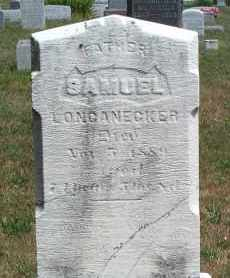 LONGANECKER, SAMUEL - Mahoning County, Ohio | SAMUEL LONGANECKER - Ohio Gravestone Photos