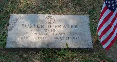 PRATER, BUSTER H. - Mahoning County, Ohio | BUSTER H. PRATER - Ohio Gravestone Photos