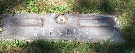STEVENS, ALONZO - Mahoning County, Ohio | ALONZO STEVENS - Ohio Gravestone Photos