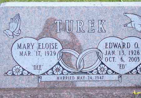 TUREK, EDWARD - Mahoning County, Ohio | EDWARD TUREK - Ohio Gravestone Photos