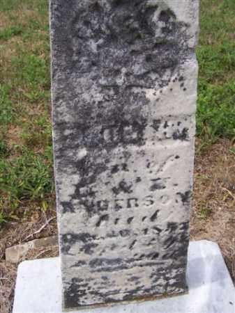 ANDERSON, JOHN H - Marion County, Ohio   JOHN H ANDERSON - Ohio Gravestone Photos