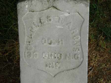 ARONS, CHARLES  T. - Marion County, Ohio | CHARLES  T. ARONS - Ohio Gravestone Photos
