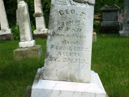 AUGENSTEIN, GEO. F. - Marion County, Ohio | GEO. F. AUGENSTEIN - Ohio Gravestone Photos