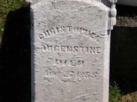 AUGENSTINE, CHRISTOPHER - Marion County, Ohio   CHRISTOPHER AUGENSTINE - Ohio Gravestone Photos