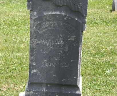 AUGENSTINE, CRISTOPHER - Marion County, Ohio | CRISTOPHER AUGENSTINE - Ohio Gravestone Photos