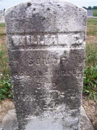 BELL, WILLIAM E - Marion County, Ohio | WILLIAM E BELL - Ohio Gravestone Photos