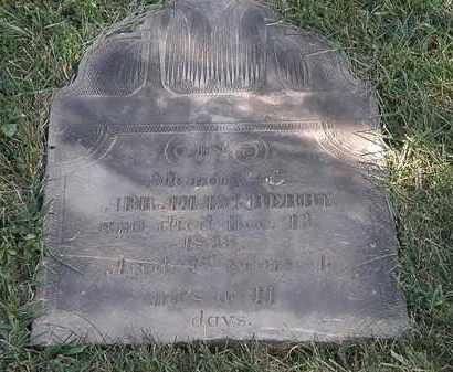 BERRY, ABRAHAM - Marion County, Ohio | ABRAHAM BERRY - Ohio Gravestone Photos