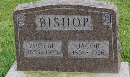 BISHOP, PHOEBE - Marion County, Ohio | PHOEBE BISHOP - Ohio Gravestone Photos