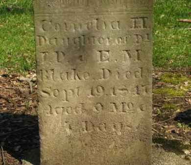 BLAKE, J.P. - Marion County, Ohio | J.P. BLAKE - Ohio Gravestone Photos