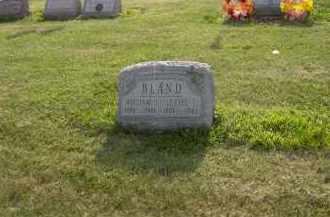 BLAND, LOTTIE I - Marion County, Ohio | LOTTIE I BLAND - Ohio Gravestone Photos