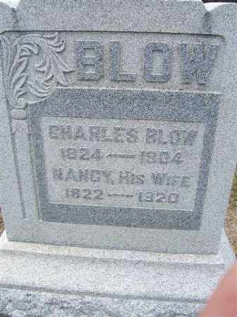 BLOW, NANCY - Marion County, Ohio | NANCY BLOW - Ohio Gravestone Photos