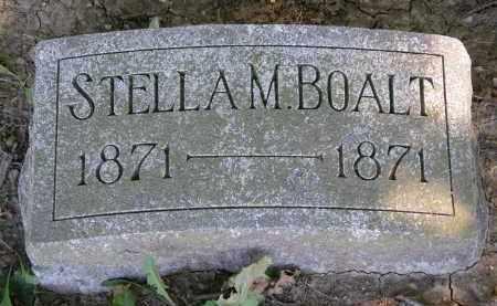BOALT, STELLA M. - Marion County, Ohio | STELLA M. BOALT - Ohio Gravestone Photos
