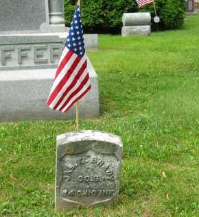 BRADY, JAS. K. - Marion County, Ohio | JAS. K. BRADY - Ohio Gravestone Photos