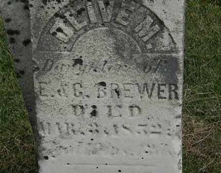 BREWER, OLIVE M. - Marion County, Ohio | OLIVE M. BREWER - Ohio Gravestone Photos