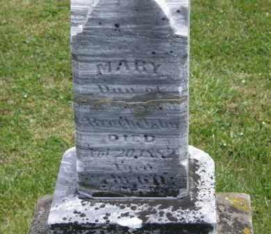 BROCKELSBY, MARY - Marion County, Ohio | MARY BROCKELSBY - Ohio Gravestone Photos