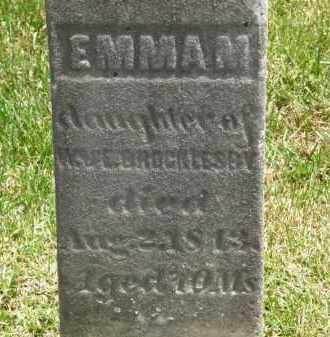 BROCKLESBY, EMMA M. - Marion County, Ohio | EMMA M. BROCKLESBY - Ohio Gravestone Photos