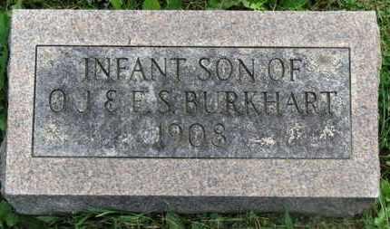 BURKHART, O.J. - Marion County, Ohio | O.J. BURKHART - Ohio Gravestone Photos