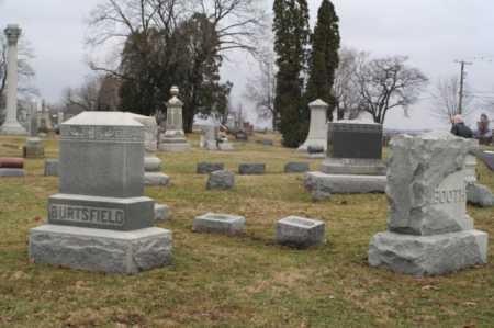 BURTSFIELD, NONE - Marion County, Ohio | NONE BURTSFIELD - Ohio Gravestone Photos