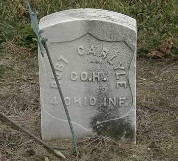CARLYLE, ROBT. - Marion County, Ohio | ROBT. CARLYLE - Ohio Gravestone Photos