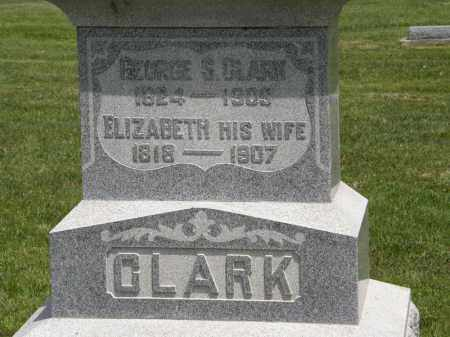 CLARK, GEORGE S. - Marion County, Ohio | GEORGE S. CLARK - Ohio Gravestone Photos