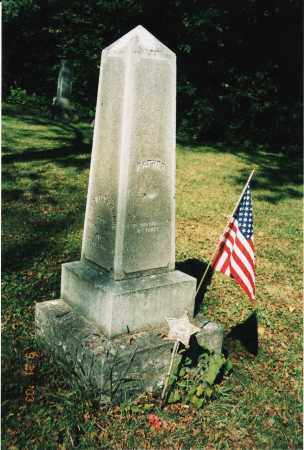 CLEVELAND, SILAS H. - Marion County, Ohio   SILAS H. CLEVELAND - Ohio Gravestone Photos