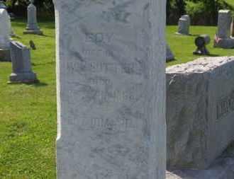 CLUTTER, W.W. - Marion County, Ohio | W.W. CLUTTER - Ohio Gravestone Photos
