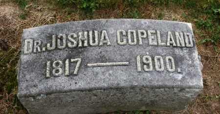 COPELAND, JOSHUA - Marion County, Ohio | JOSHUA COPELAND - Ohio Gravestone Photos