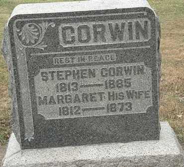 CORWIN, STEPHEN - Marion County, Ohio | STEPHEN CORWIN - Ohio Gravestone Photos