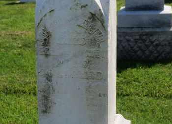 CRISSINGER, J.C. - Marion County, Ohio | J.C. CRISSINGER - Ohio Gravestone Photos
