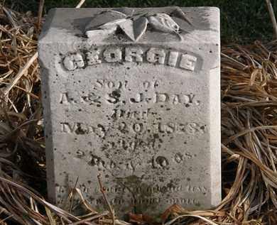 DAY, S.J. - Marion County, Ohio   S.J. DAY - Ohio Gravestone Photos