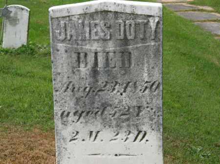 DOTY, JAMES - Marion County, Ohio | JAMES DOTY - Ohio Gravestone Photos