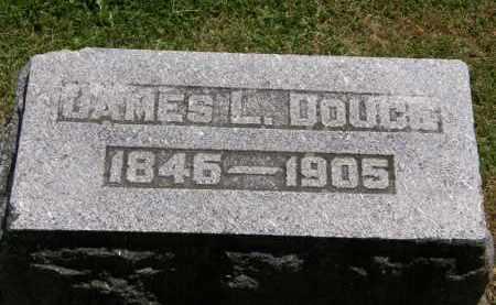 DOUCE, JAMES L. - Marion County, Ohio | JAMES L. DOUCE - Ohio Gravestone Photos