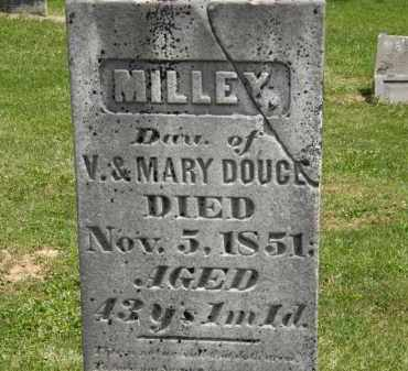 DOUCE, V. - Marion County, Ohio | V. DOUCE - Ohio Gravestone Photos