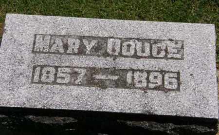 DOUCE, MARY - Marion County, Ohio | MARY DOUCE - Ohio Gravestone Photos